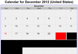 Doomsday, December 21st, 2012, winter solstice