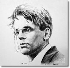 WB Yeats, Irish poet | 1865-1939