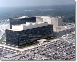 NSA - Aerial photo