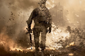 Post-apocalyptic Warrior