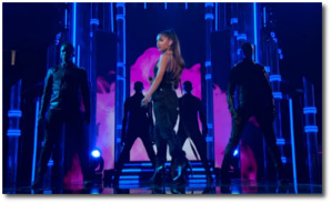 Falling in deep with Ariana at Billboard 2016 on May 22
