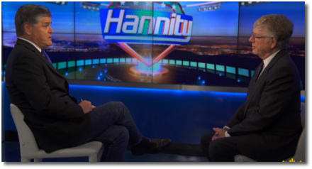 Ted Koppel tells Hannity that he is bad for America