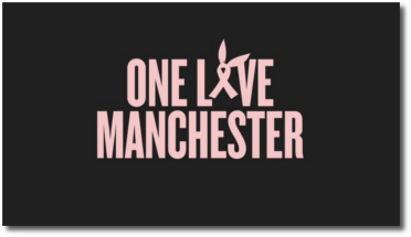 One Love Manchester   June 4, 2017