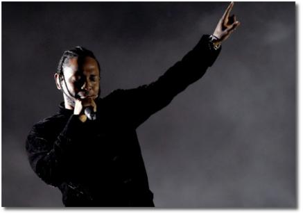 Pulitzer winner Kendrick Lamar