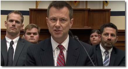 Peter Strzok testifies before House judiciary 12 July 2018