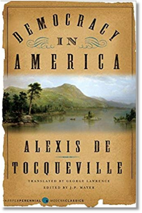 Democracy in America (1835) by Alexis de Tocqueville